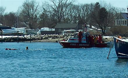 marine firefighting rescue training 5