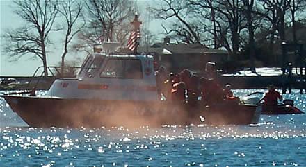 marine firefighting rescue training 7