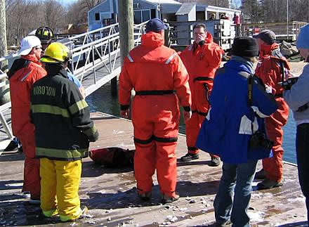 marine firefighting rescue training 10