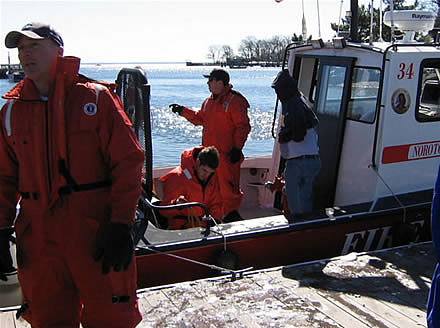 marine firefighting rescue training 12