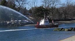 marine firefighting rescue training 13