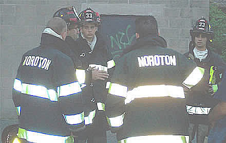 structural firefighting training 1