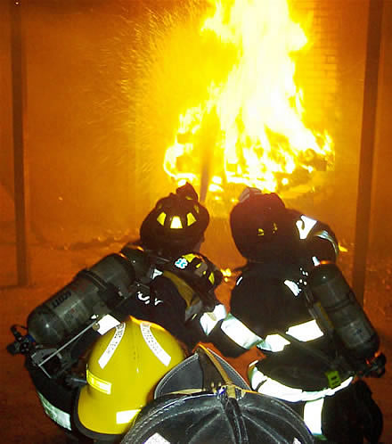 structural firefighting training 4