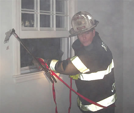 ventilation and survival training 3