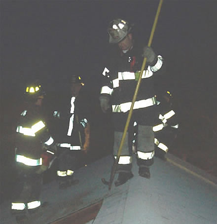 ventilation and survival training 7