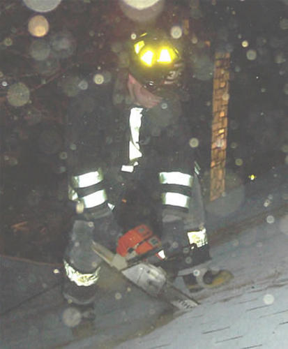 ventilation and survival training 8
