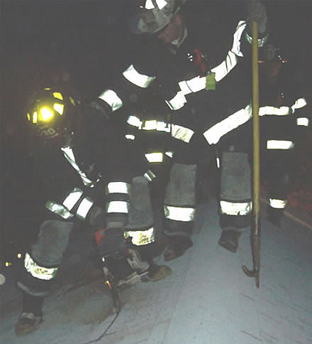 ventilation and survival training 9