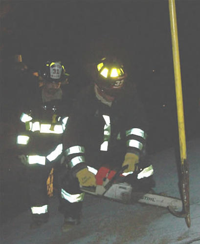 ventilation and survival training 12