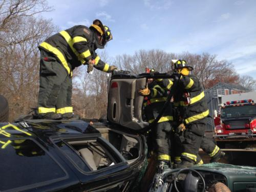 Extrication Drill Image 1