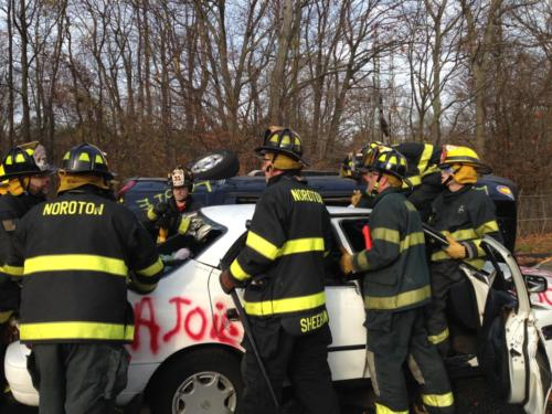 Extrication Drill Image 4