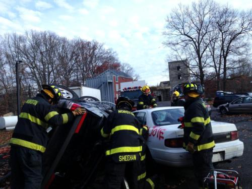 Extrication Drill Image 7