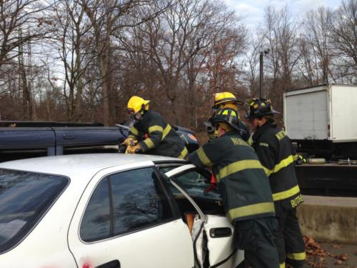 Extrication Drill Image 8