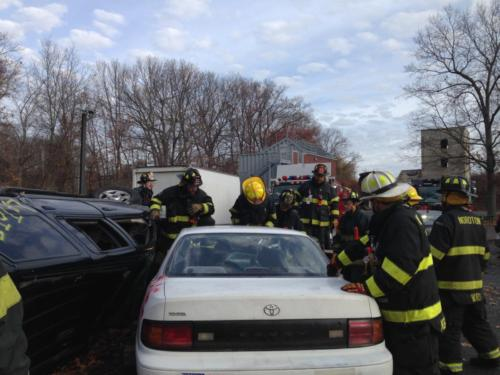 Extrication Drill Image 9