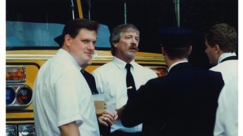 Ron Bennett and Al Hyatt