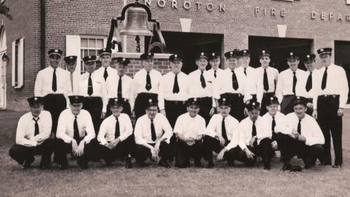 NFD Membership 1955